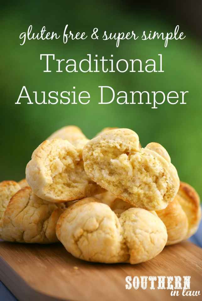 Gluten Free Traditional Australian Damper Recipe