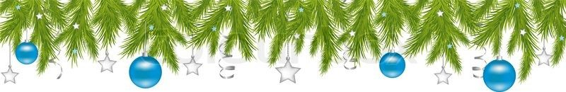 3172935-merry-christmas-banner-with-new-year-s-spheres-stars-streamer-isolated-on-white-background-vector-illustration