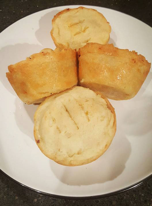 At The Failsafe Table - Mini GF Pies