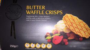 Aldi butter waffle crisp