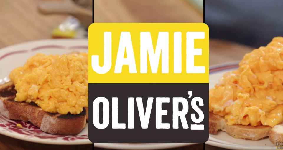 Jamie Oliver eggs
