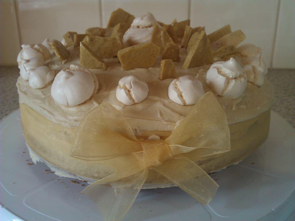 cake-with-meringue