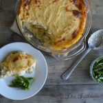 At The Failsafe Table - Chicken & Leek Pie