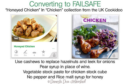 Honeyed Chicken - Chicken Collection UK